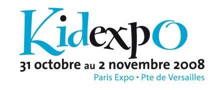 Logo Kidexpo 2008